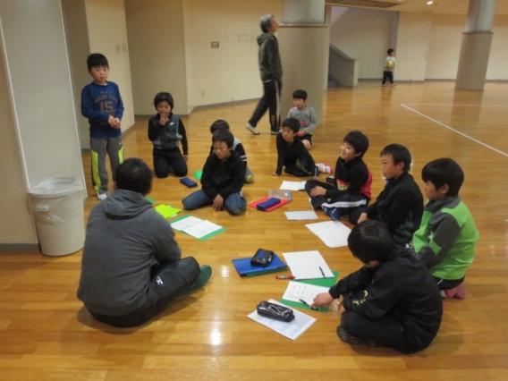 1月20日~21日若あゆ冬合宿を行いました!